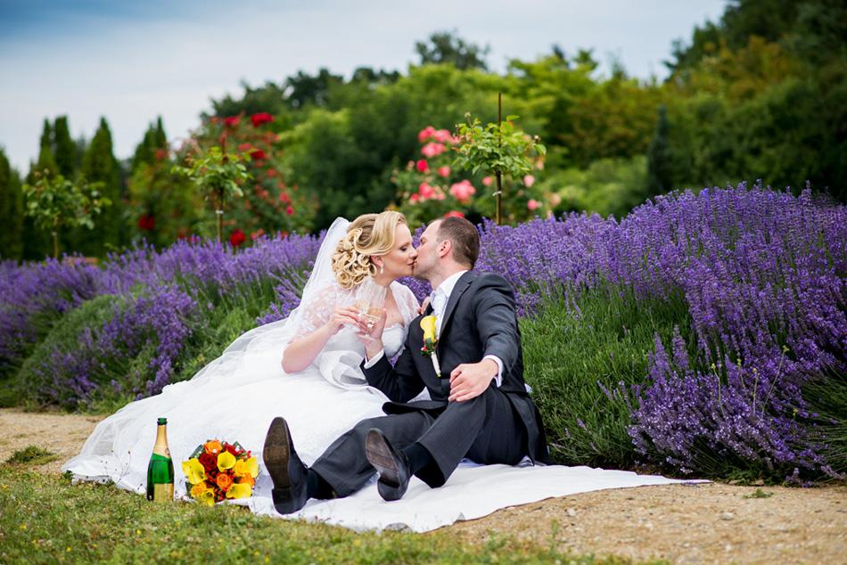 svadobný fotograf Arborétum Mlyňany