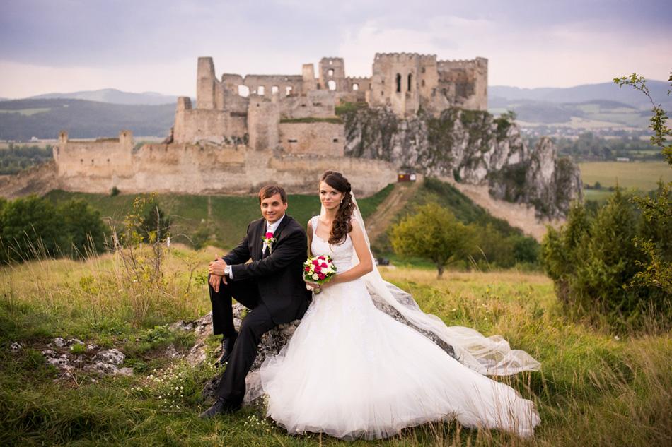 svadobný fotograf Beckov