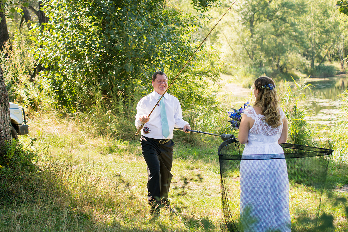 svadobný fotograf Červeník