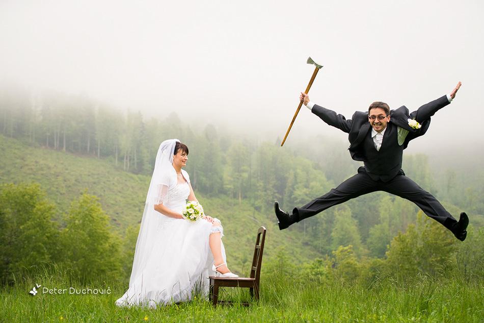 svadobný fotograf Oščadnica