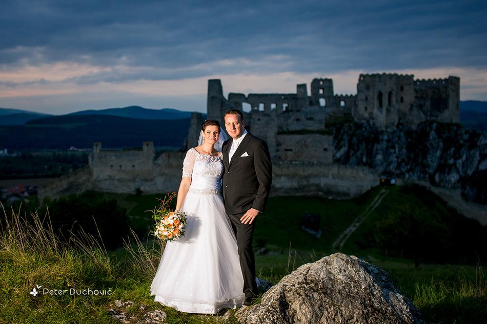 svadobný fotograf Bánovce nad Bebravou